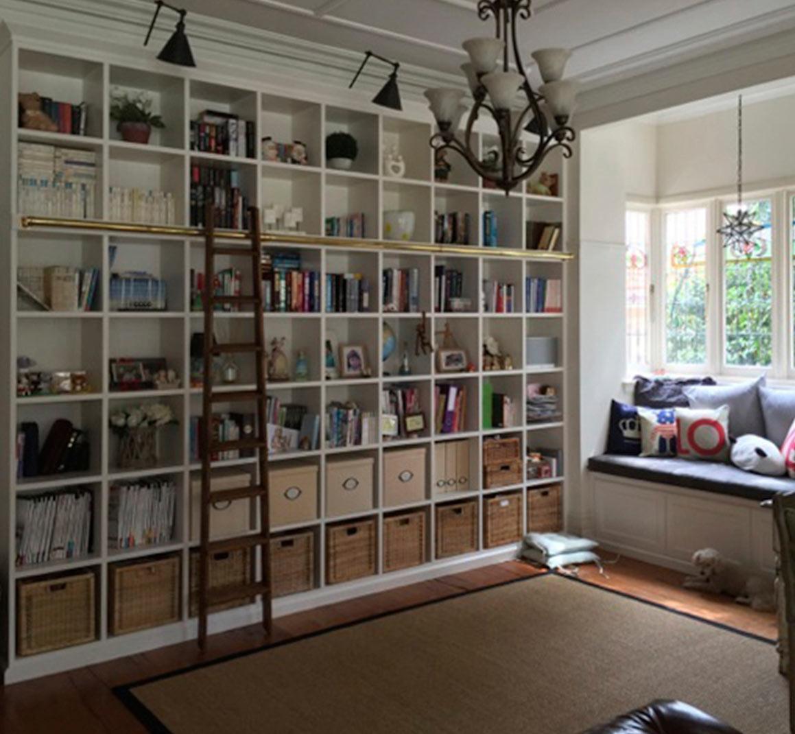 Bookshelves Sydney