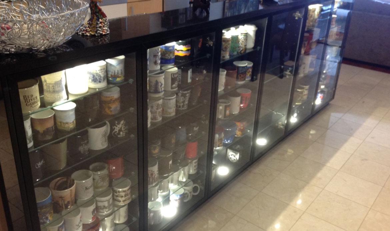 Funky Wine Storage