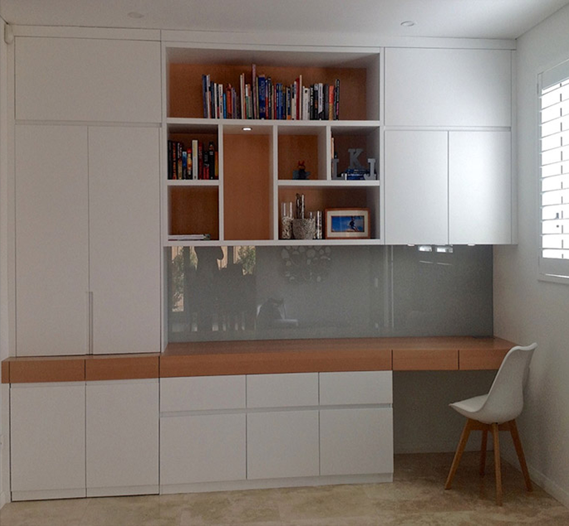 Home Office Fitout & Design Sydney, Custom Home Offices